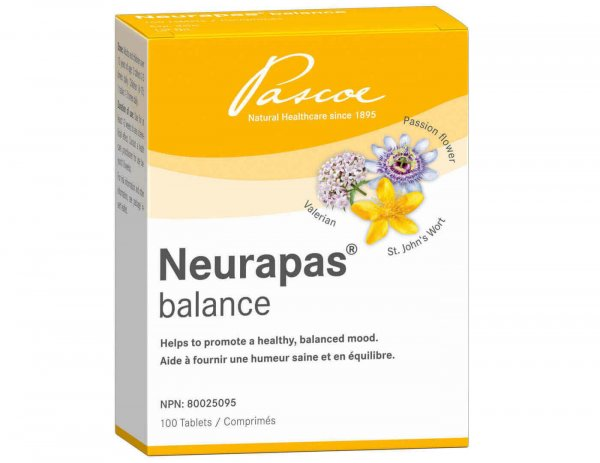 Neurapas balance 100 Tablets