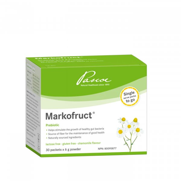 Markofruct 30 packets of 6 g powder