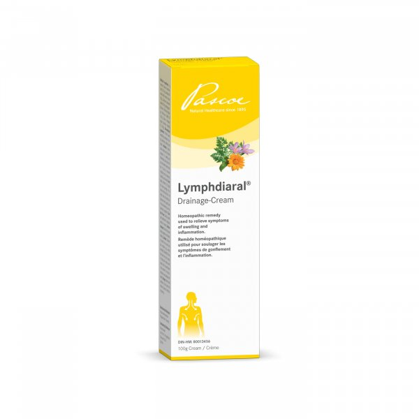 Lymphdiaral Drainage Cream 100 g