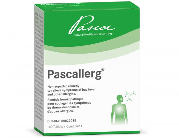 Pascallerg 100 tablets