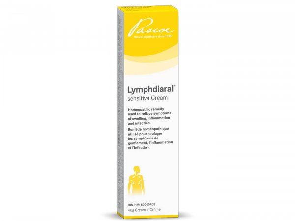 Lymphdiaral® sensitive Cream