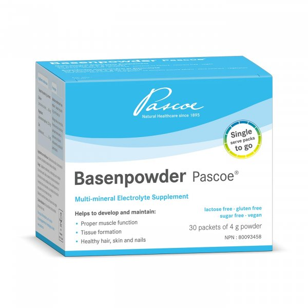 Basenpowder 30 x 4 g powder